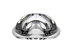 Glass Lens - 120°x55° Düz Dokulu Cam Lens