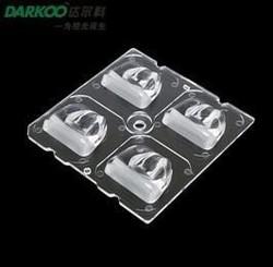Darkoo - 2x2 Streetlight LED Lens DK4W-LD(PMMA)