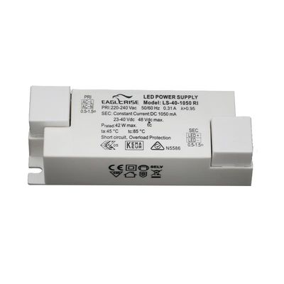 40W 1050mA IP20 LED Sürücü LS-40-1050 RI