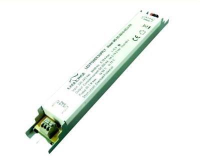 65W 350mA Sabit Akım LED Sürücü MS-65-350 N-SELV RX