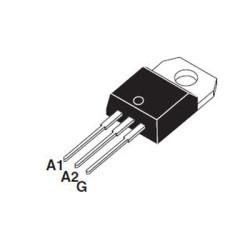 STMıcroelectronıcs - BTA06-600GPRG