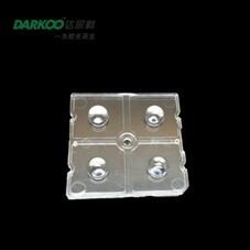 2x2 Blok 90° LED Lens DK5050-4H1-90(pmma) - Thumbnail