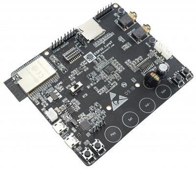 ESP32 Audio kit ESP32-LYRAT