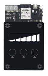 Sensör Geliştirme Kiti ESP32-SENSE KIT