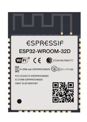 ESP32 WiFi BT BLE MCU Modülü ESP32-WROOM-32D