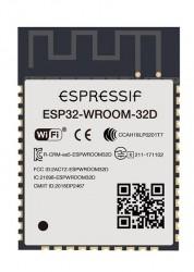 Espressif - ESP32 WiFi BT BLE MCU Modülü ESP32-WROOM-32D