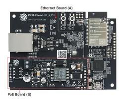 Espressif - Ethernet to WiFi Geliştirme Kartı ESP32-ETHERNET-KIT