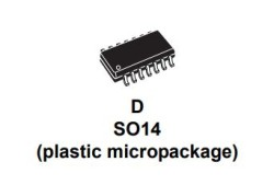 STMicroelectronics - LM339DT