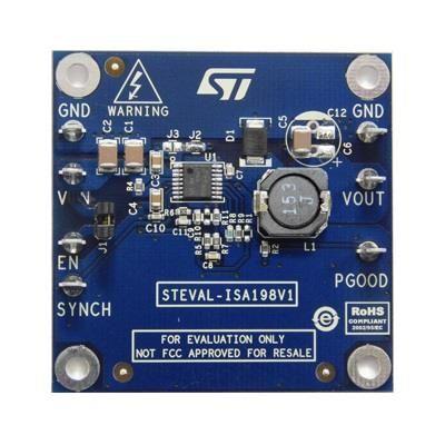 Power Kiti STEVAL-ISA198V1