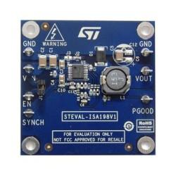 STMıcroelectronıcs - STEVAL-ISA198V1