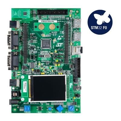 STM32 Değerlendirme Kiti STM32072B-EVAL