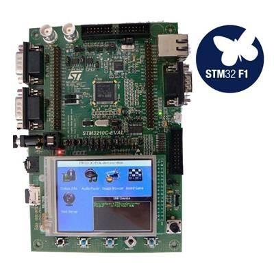 STM32 Değerlendirme Kiti STM3210C-EVAL