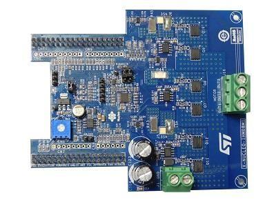 STM32 Genişletme Kartı X-NUCLEO-IHM08M1