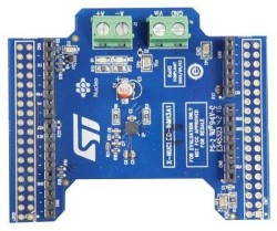 STMıcroelectronıcs - STM32 Genişletme Kartı X-NUCLEO-IHM13A1