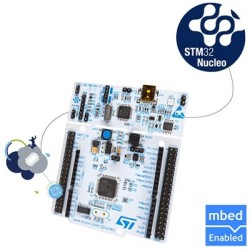 STMicroelectronics - STM32 İşlemci Kiti NUCLEO-F091RC