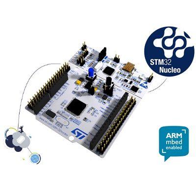 STM32 İşlemci Kiti NUCLEO-F103RB