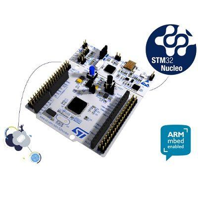 STM32 İşlemci Kiti NUCLEO-F334R8