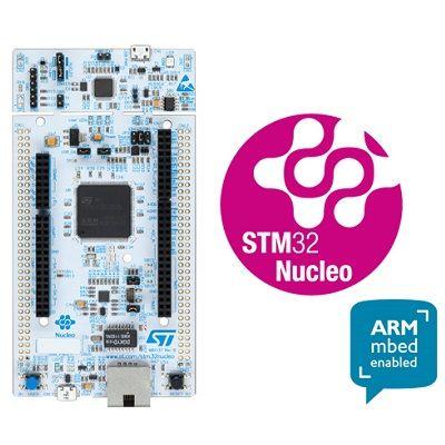 STM32 İşlemci Kiti NUCLEO-H743ZI