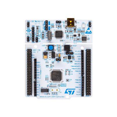 STM32 İşlemci Kiti NUCLEO-L452RE-P