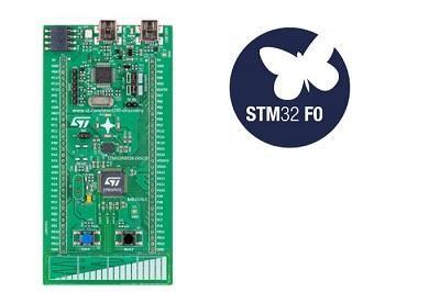 STM32 İşlemci Kiti STM32F072B-DISCO