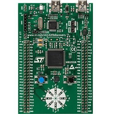 STM32 İşlemci Kiti STM32F3DISCOVERY