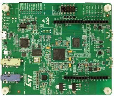 STM32 İşlemci Kiti STM32F723E-DISCO
