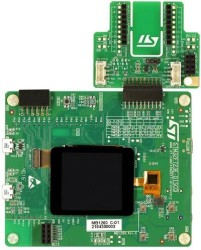 STMicroelectronics - STM32 İşlemci Kiti STM32F723E-DISCO