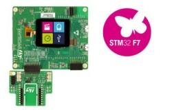 STM32 İşlemci Kiti STM32F723E-DISCO - Thumbnail