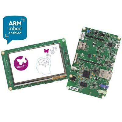 STM32 İşlemci Kiti STM32F746G-DISCO