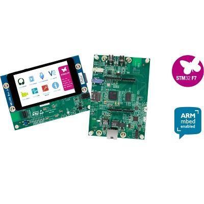 STM32 İşlemci Kiti STM32F769I-DISCO