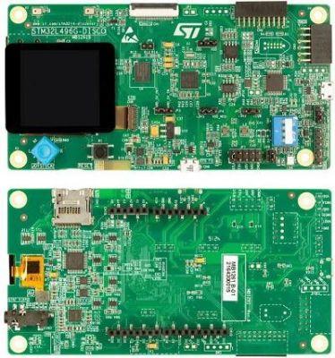 STM32 İşlemci Kiti STM32L496G-DISCO