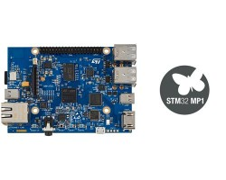 STM32 İşlemci Kiti STM32MP157A-DK1 - Thumbnail
