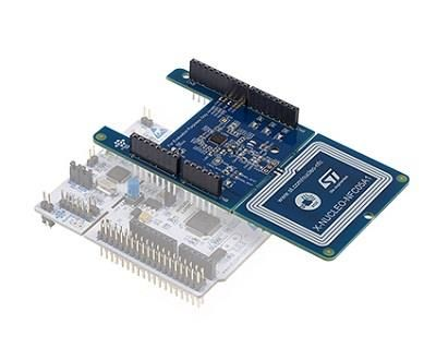 STM32/STM8 Genişletme Kartı X-NUCLEO-NFC05A1