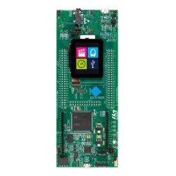 STMıcroelectronıcs - STM32F412G-DISCO