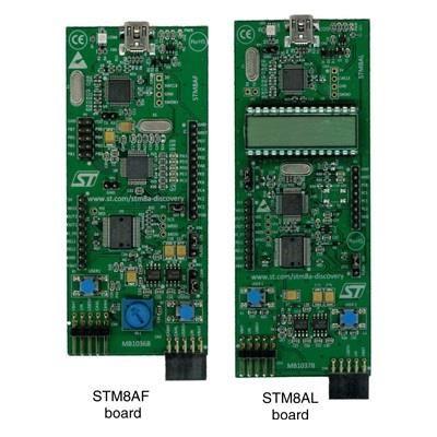 STM8A İşlemci Kiti STM8A-DISCOVERY