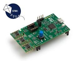 STMicroelectronics - STM8S/STM8L İşlemci Kiti STM8-SO8-DISCO