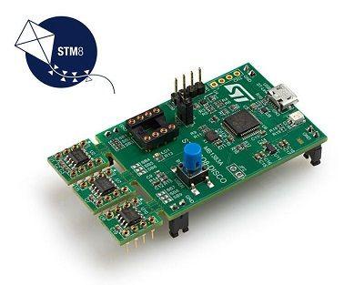 STM8S/STM8L İşlemci Kiti STM8-SO8-DISCO