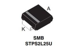 STMicroelectronics - STPS2L25U