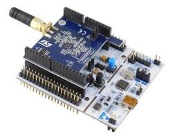 STMıcroelectronıcs - Sub-1GHz Haberleşme Kiti STEVAL-FKI868V2