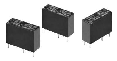 Tek Kutuplu G5NB PCB Power Röle