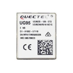 UMTS / HSPA / Wireless Modül UG95EB-128-STD - Thumbnail
