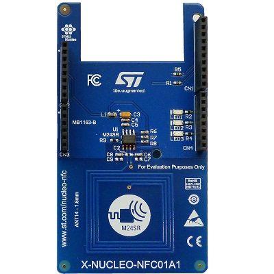 STM32 Nucleo Dynamic NFC Genişletme Kartı X-NUCLEO-NFC01A1