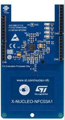 STM32 Nucleo NFC Genişletme Kartı X-NUCLEO-NFC03A1
