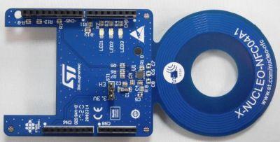 STM32 Nucleo NFC/RFID Genişletme Kartı X-NUCLEO-NFC04A1